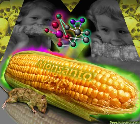 monsanto Wikileaks: GMO conspiracy reaches highest levels of US Government
